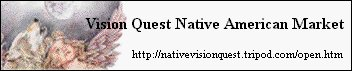 Vision Quest Native American Market